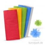 Blumenseide 50x70 cm, 10 Bogen, 20g