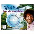 Bob Ross Buch - Freude am Malen, neue Landschaften in Öl mit DVD, deutsche Untertitel