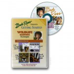 Bob Ross DVD - Workshop Tiermalerei