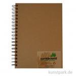 Cachet EARTHBOUND Skizzenbuch, 80 Blatt, 110 g, spiral