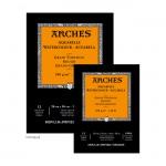 ARCHES Aquarellpapier rau, 12 Blatt, 300g 23 x 31 cm