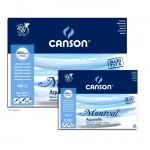 Canson MONTVAL Aquarellblock, 100 Blatt, 200g