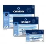Canson MONTVAL Aquarellblock, 300g, 12 Blatt, fein