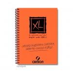 Canson Skizzen XL Spiral-Block quer, 90g