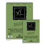 Canson XL Dessin Zeichenpapier, 50 Blatt, 160g