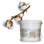 Cellulose superfein - weisse Baumwollfasern, 500 g