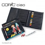 COPIC ciao Set 12er - Schuluniformen im Wallet
