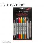 COPIC ciao Set 5+1 - Hue-Farben