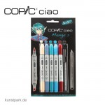 COPIC ciao Set 5+1 - Manga 2