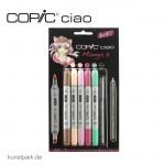 COPIC ciao Set 5+1 - Manga 3
