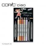 COPIC ciao Set 5+1 - Manga 4