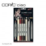 COPIC ciao Set 5+1 - Manga 5