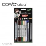 COPIC ciao Set 5+1 - Vampire Knight