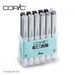 COPIC Marker Set 12er - Grau TG