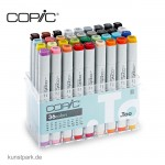 COPIC Marker Set 36er - Basis