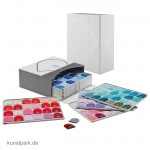 COPIC Plastic Color Chips mit 288 Farbmustern