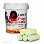 Creall THERM JUNIOR Modelliermasse Glow in the Dark, 500g