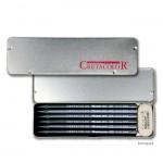 Cretacolor MONOLITH Graphitstifte - 6er Pocket Set
