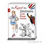 Die Kunst des Zeichnens: Comic Manga Fantasy, TOPP