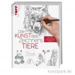 Die Kunst des Zeichnens - Tiere, TOPP