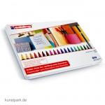 edding 1200 Colourpen Set, Metallschachtel mit 20 Farben