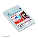 edding 1340 Brushpen Set mit 10 verschiedenen Farben