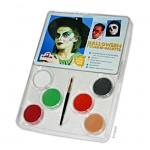 Eulenspiegel Halloween-Palette mit 4 Farben, Effekte und Filmblut
