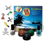 Eulenspiegel Tattoo-Glitzer-Set of the Caribbean (XL)