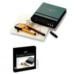 Faber-Castell pen BRUSH - 12er Atelierbox