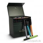 Faber-Castell pen BRUSH - 60er Atelierbox