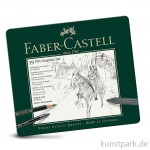 Faber-Castell PITT Graphite Set medium - 19teilig