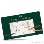 Faber-Castell PITT Monochrome Set groß - 33teilig