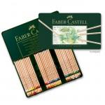 Faber-Castell PITT Pastell - 60er Metalletui