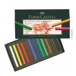 Faber-Castell POLYCHROMOS Kreide - 12er Kartonetui