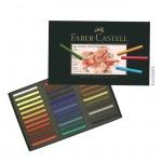 Faber-Castell POLYCHROMOS Kreide - 36er Kartonetui