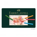Faber-Castell POLYCHROMOS Kreide - 60er Metalletui