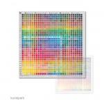 Farbkomponist Personal Magic Palette No. 2, 61 x 61 cm