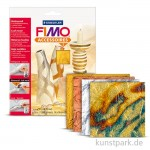 FIMO Blattmetall, 10 Blatt, 14x14 cm