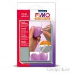 FIMO Schleifschwamm-Set, 3 Stück sortierte Körnung