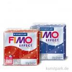FIMO Glitterfarben Effekt