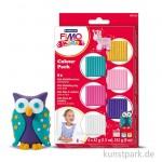FIMO Kids Colour Pack - Girlie, 6x42 g