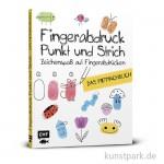 Fingerabdruck, Punkt und Strich - Das Mitmachbuch, Edition Fischer