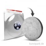 Gießform - Kreis groß - Durchmesser 25 cm, Tiefe 4 cm