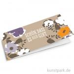 KUNSTPARK Gutschein - Blumengruß