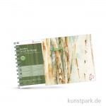 Hahnemühle BAMBOO CARNET DE VOYAGE - 15 Blatt, 265g, 15,3 x 25 cm