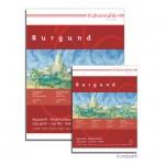 Hahnemühle BURGUND Aquarellblock, 20 Blatt, 250g matt 24 x 32 cm
