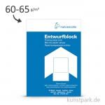 Hahnemühle DIAMANT Transparentblock 50 Blatt, 60/65g