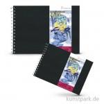 Hahnemühle MANGA BUCH Layout & Illustration, 75 Blatt, 80g DIN A5 (quer)