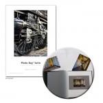 """Hahnemühle Photo Rag Satin, 310g, 20 Blatt Inhaltspapier 12x12"""" (305x331 mm)"""