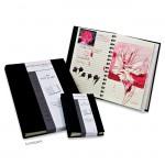 Hahnemühle SKETCH DIARY, 60 Blatt, 120g, schwarz